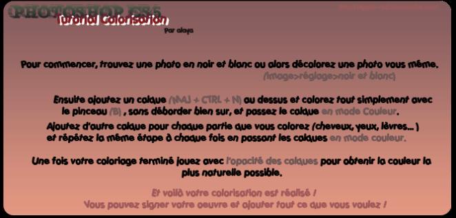 tutocolorisation
